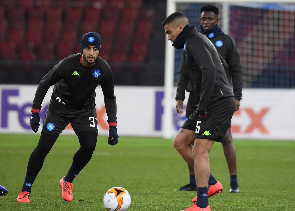 Europa League: le ultime verso Napoli-Arsenal