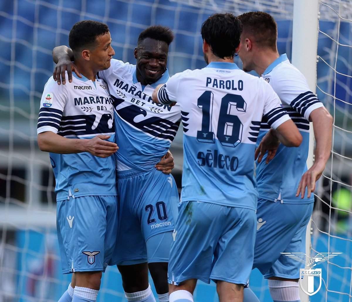 Serie A: Lazio-Udinese 2-0