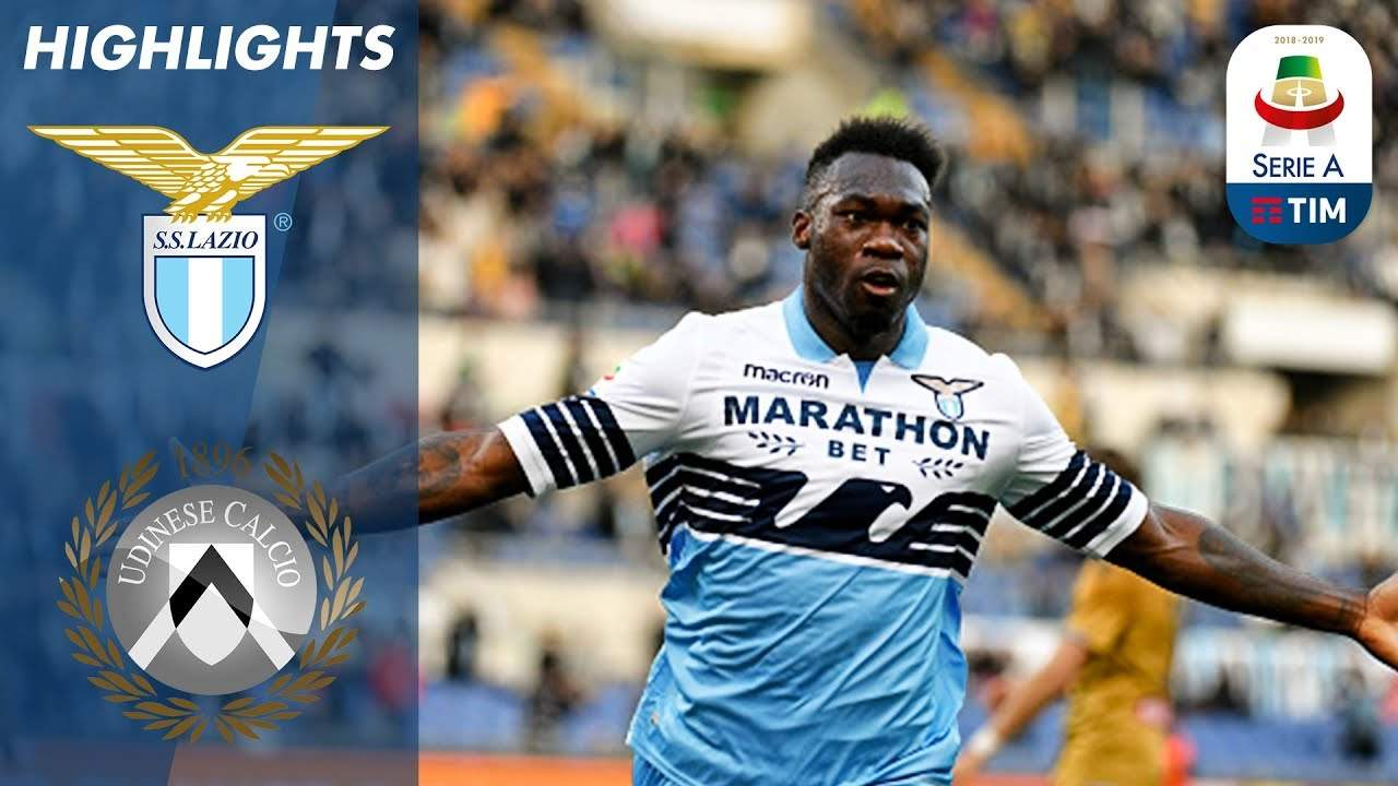Serie A, Lazio-Udinese 2-0 [highlights]