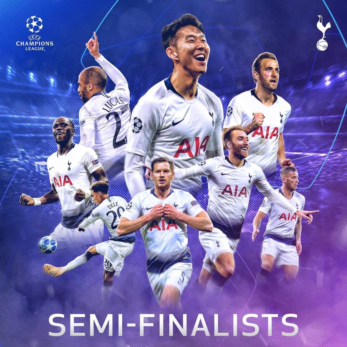 Champions League: vince il Manchester City 4-3 ma passa il Tottenham