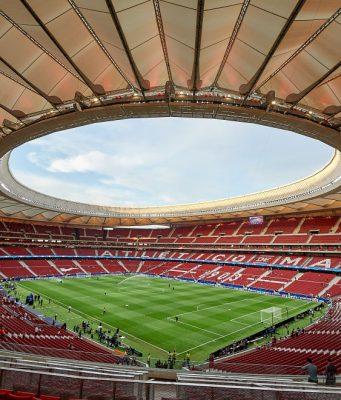 Stadio Vicente Calderon - Atledico Madrid