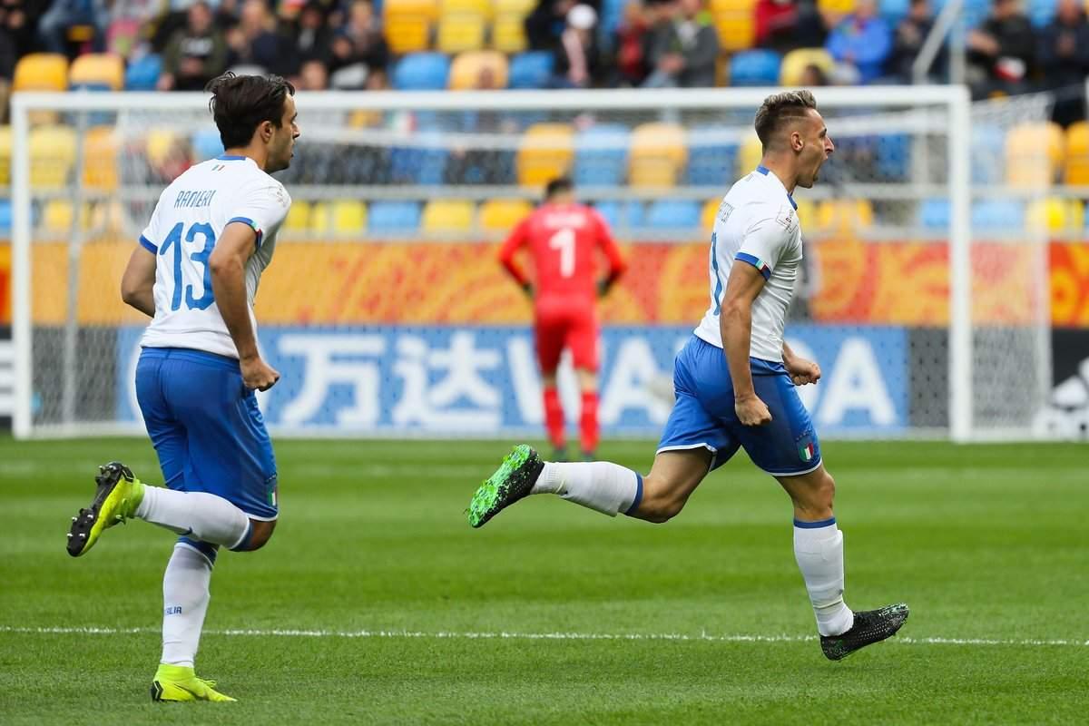 Mondiali Under 20, l'Italia supera il Messico 2-1