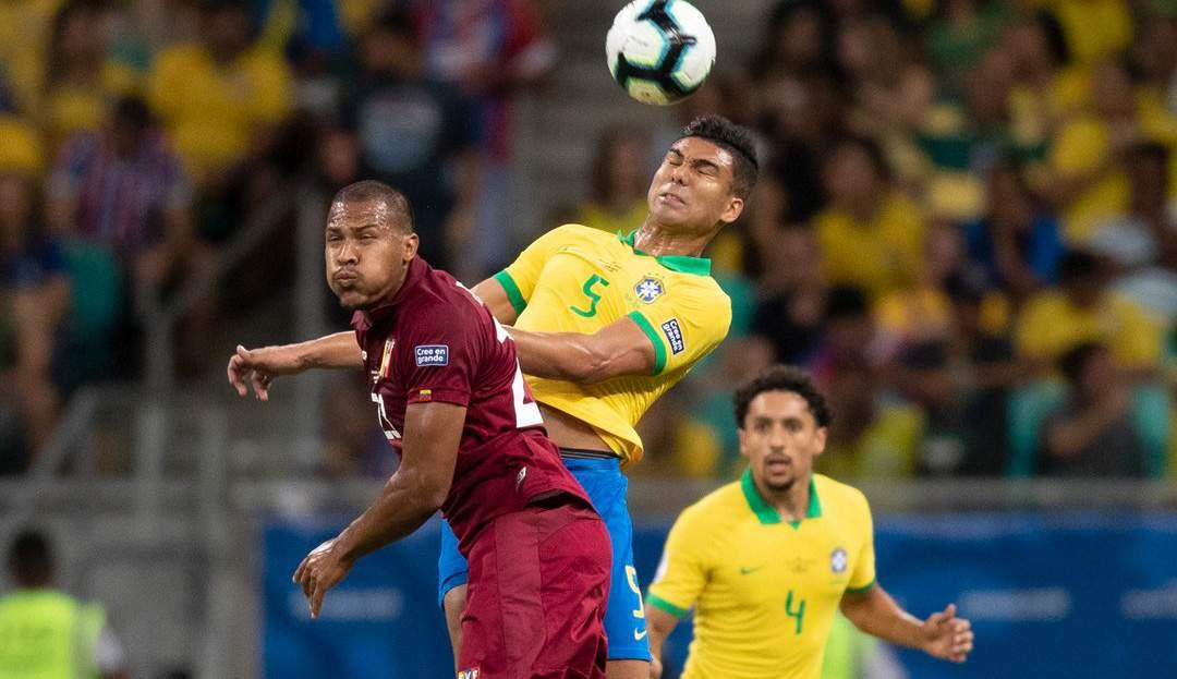 Copa America: il Venezuela blocca il Brasile (0-0)