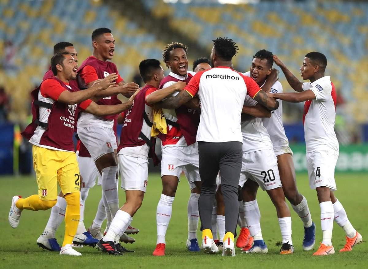 Copa America: il Perù travolge la Bolivia 3-1