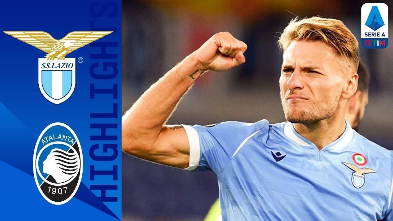 Serie A, Lazio-Atalanta 3-3  [highlights]