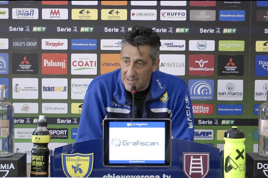 Aglietti in conferenza stampa pre Venezia