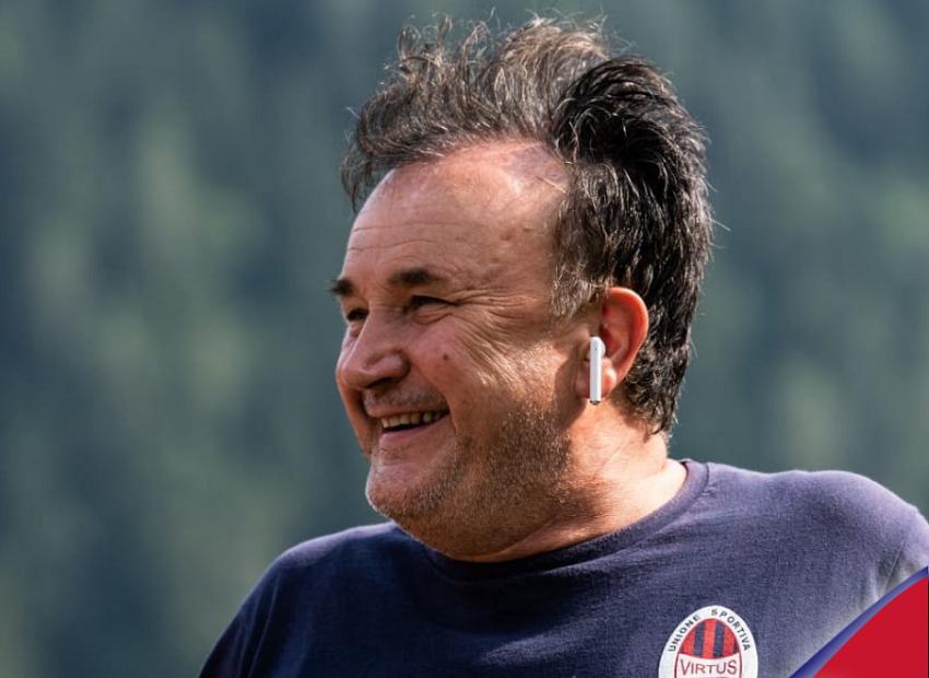 Gigi Fresco, tecnico della Virtus, ha parlato in conferenza pre Piacenza