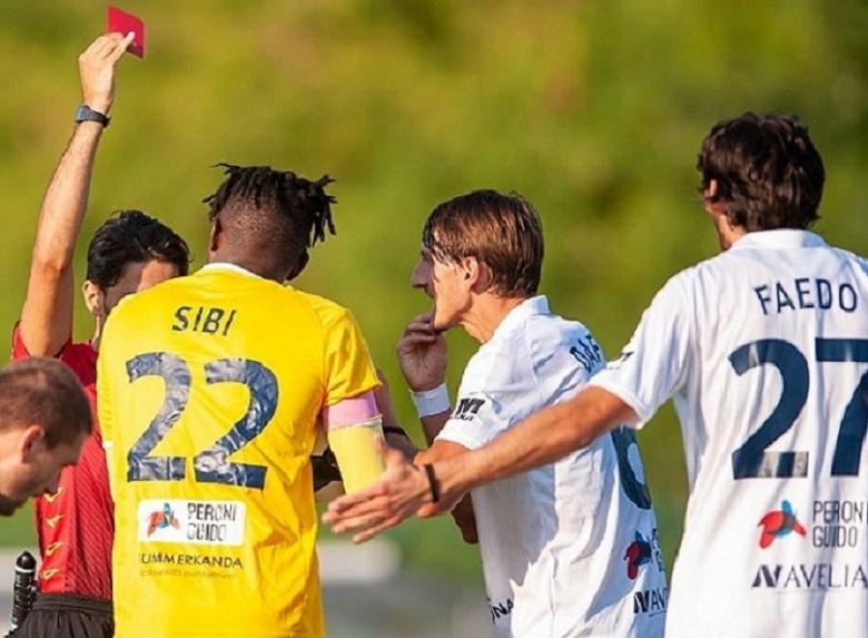 Sconfitta della Virtus in casa del Renate nella seconda giornata di Serie C