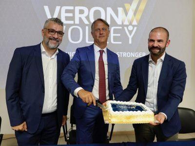 Nasce la nuova Verona Volley