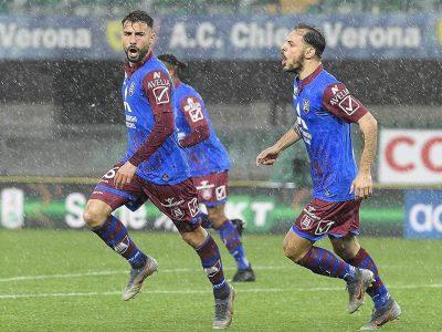 il Chievo batte il Pisa nel 33° turno di Serie B